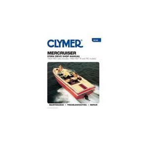 Clymer B740 Repair Manual