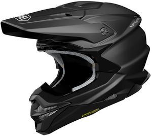 Shoei VFX-EVO Solid Helmet Matte Black (Black, X-Large)