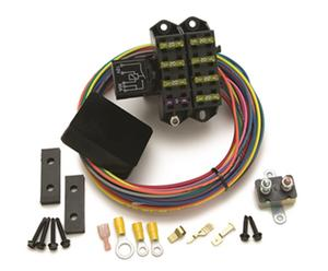 Painless Wiring 70207 7-Circuit Weather Resistant Fuse Block