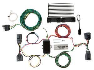 Blue Ox BX88322 EZ Light Wiring Harness Kit Fits 12-14 Focus