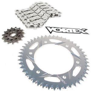 Vortex CKG6145 WSS Warranty Chain and Sprocket Kit - Gold
