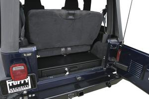 Tuffy Security Products 130-01 Underseat Drawer