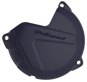 Polisport Clutch Cover Protector For Husqvarna TC 125 16-18 Blue