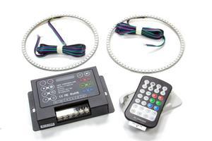 Oracle Chevy Camaro 10-13 SMD ColorShift Halo LED Light Circle Kit P/N 2641-333