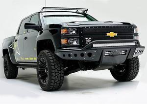 Addictive Desert Designs F282892680103 Stealth Front Bumper Fits Silverado 1500