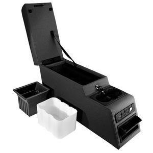 Rugged Ridge 13102.01 Locking Console Fits 76-95 CJ5 CJ7 Scrambler Wrangler (YJ)