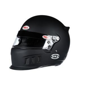 BELL Size 7-3/4 Matte Black Snell SA2015 GTX.3 Pro Series Helmet P/N 1314016