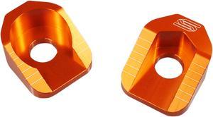 Scar Axle Blocks (Orange) AB501