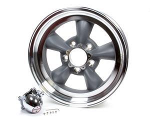 AMERICAN RACING WHEELS 15x8.5 in 5x4.75 Torq-Thrust D Wheel P/N vn1055861