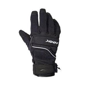 HMK Hustler Gloves (Black, Medium)