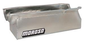 Moroso Marine Engine Oil Pan 7-1/4 in Deep Oldsmobile V8 P/N 21631
