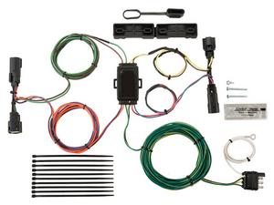 Blue Ox BX88280 EZ Light Wiring Harness Kit Fits Edge Escape Mariner MKX Tribute
