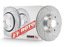 Hawk Performance HR4403 Sector 27 Rotor
