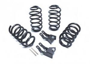 MaxTrac Suspension K331524XL Lowering Kit