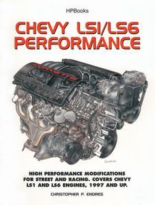 HP Books Chevy LS1/LS6 Performance P/N HP1407
