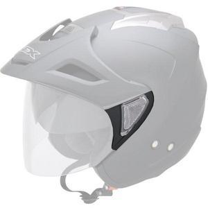 AFX 0133-0579 Helmet Side Cover Kit for FX-50 - Black
