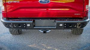 Addictive Desert Designs R152231280103 Venom Rear Bumper Fits 15-19 F-150