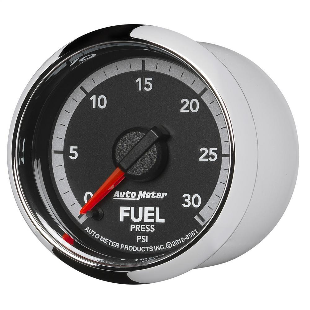 AutoMeter 8561 Gen 4 Dodge Factory Match Electric Fuel Pressure Gauge