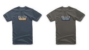 Alpinestars Adult Battery Tee Shirt T-Shirt XL Charcoal Heather