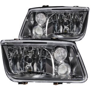 Anzo USA 121169 Crystal Headlight Set Fits 99-05 Jetta