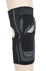 Fly Racing Prizm Knee Guard (Black, Medium - Large)