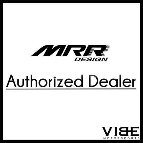 """19"""" MRR FS01 MATTE BLACK FLOW FORGED CONCAVE WHEELS RIMS FITS BMW E89 Z4"""