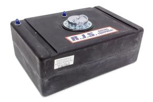 RJS SAFETY Black Plastic 15 gal Economy Fuel Cell P/N 3010101