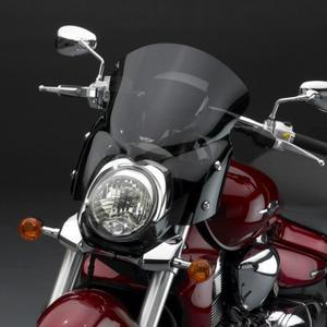 National Cycle Vstream Sport Windshield Windscreen Dark Smoke N28204
