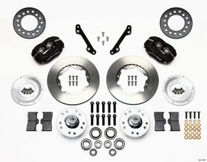 WILWOOD Dynalite 4 Piston Front Brake System GM F-Body 1970-78 P/N 140-11007