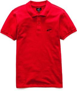 Alpinestars Adult Effortless Tee Polo T-Shirt 2XL Red