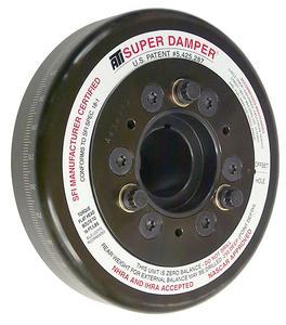 ATI PERFORMANCE Int Bal 6.325 in Super Damper Harmonic Balancer SBC P/N 917781