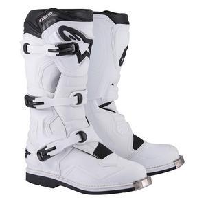 Alpinestars Tech 1 Boots (White, 6)