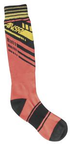 Answer Chizel Socks Red/Yellow (Red, Small - Medium)