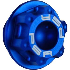 Powerstands Racing 00-01948-25 Magnetic Oil Drain Bolt - Blue