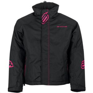 Arctiva Pivoted Insulated Womens Jacket (Black, Large)