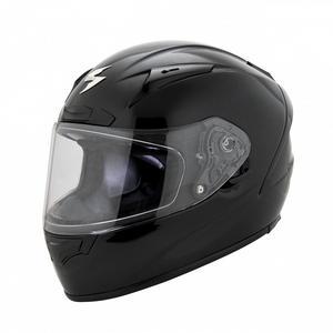 Scorpion EXO EXO-R2000 Full Face Helmet Solid Black Adult Size L