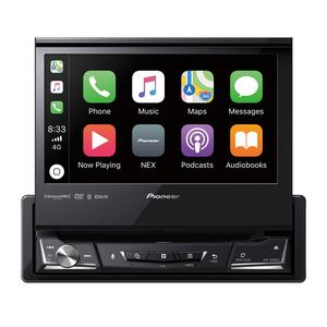 "Pioneer AVH-3500NEX 7"" 1-DIN DVD Receiver w/ Motorized Display"