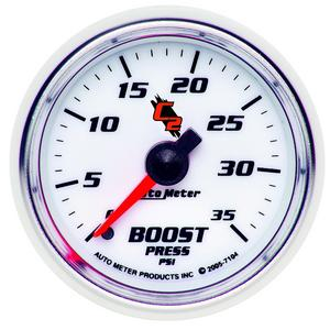 AutoMeter 7104 C2 Mechanical Boost Gauge