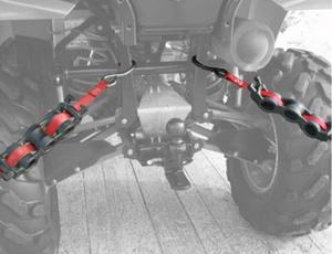 ATV-Tek SHOCK1 Shockweave Tie-Down Enhancers