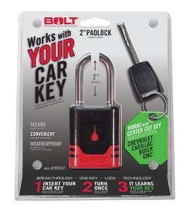 BOLT PADLOCK GM CENTER CUT