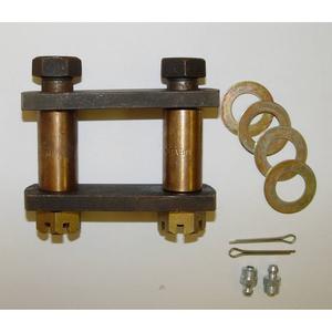 Omix-Ada 18270.16 Shackle Fits 55-75 CJ3 CJ5 CJ6 Willys