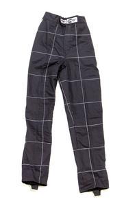 Crow Enterprises Black 2X-Large Double Layer Driving Pants P/N 29044
