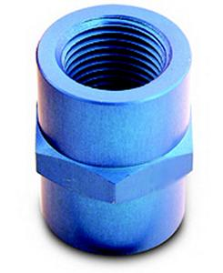 A-1 Products 1/2in NPT Female to 1/2in NPT Female Alum Fitting P/N 91004