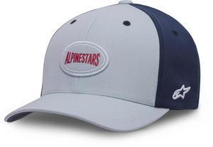 Alpinestars Stand Hat (Silver, Large - X-Large)