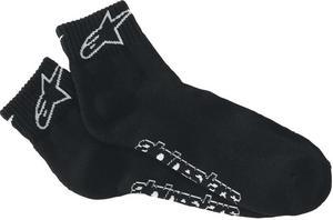 Alpinestars Ankle Socks (Black, X-Large)