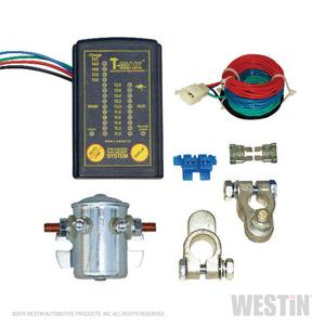 Westin 47-3800 T-Max Dual Battery System
