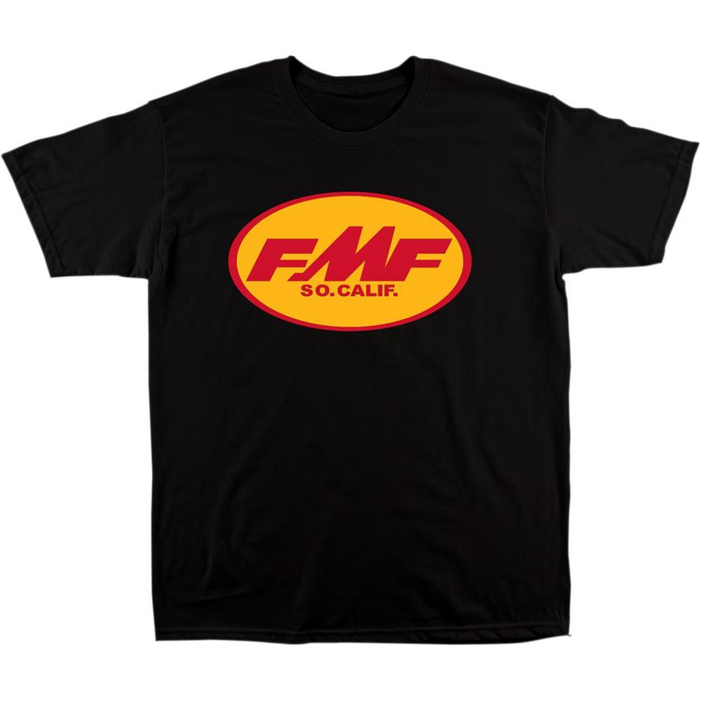 FMF Racing Don T-Shirt (Black, Large)