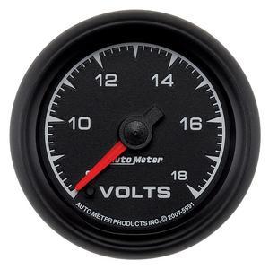 AutoMeter 5991 ES Electric Voltmeter