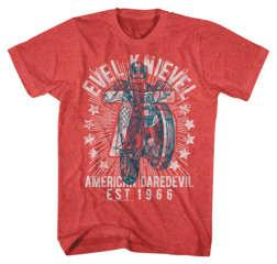 American Classics Apparel Mens Seventy Five Tee Red M