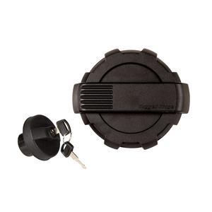 Rugged Ridge 11425.16 Elite Fuel Door Fits 07-18 Wrangler (JK)